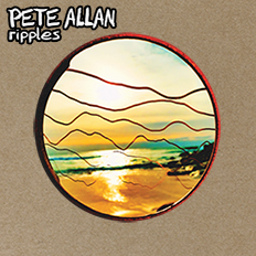 Pete Allan Ripples EP Cover Art 232x232px