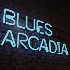 Blues Arcadia EP cover art