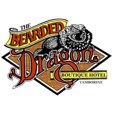 Bearded Dragon Logo