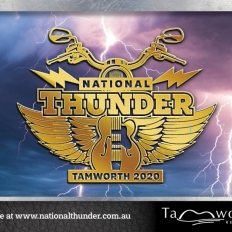 National Thunder Motorcycle Rally 2020