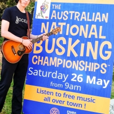 National Busking Championships1 999