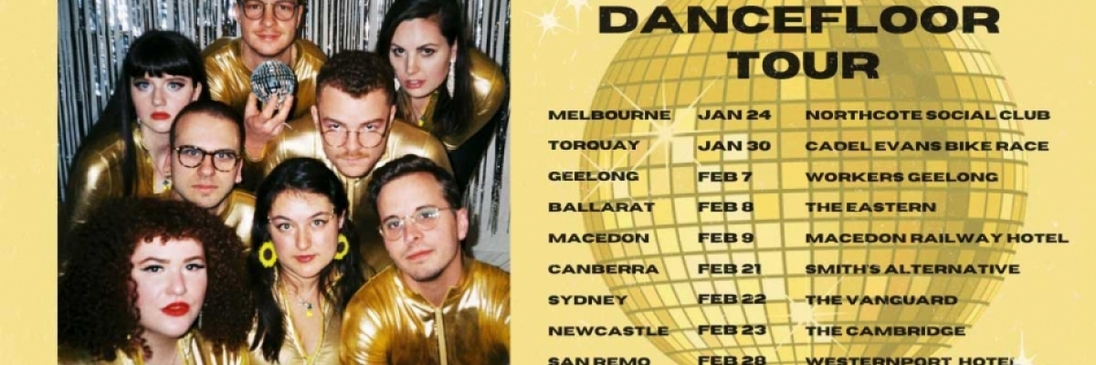 The Mamas Dancefloor Tour Cover UPDATED small web